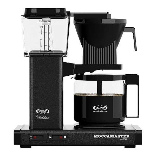 MoccaMaster MoccaMaster Kaffebryggare Antracite