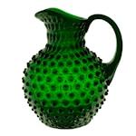Hobnail Karaff 2 L Dark Green
