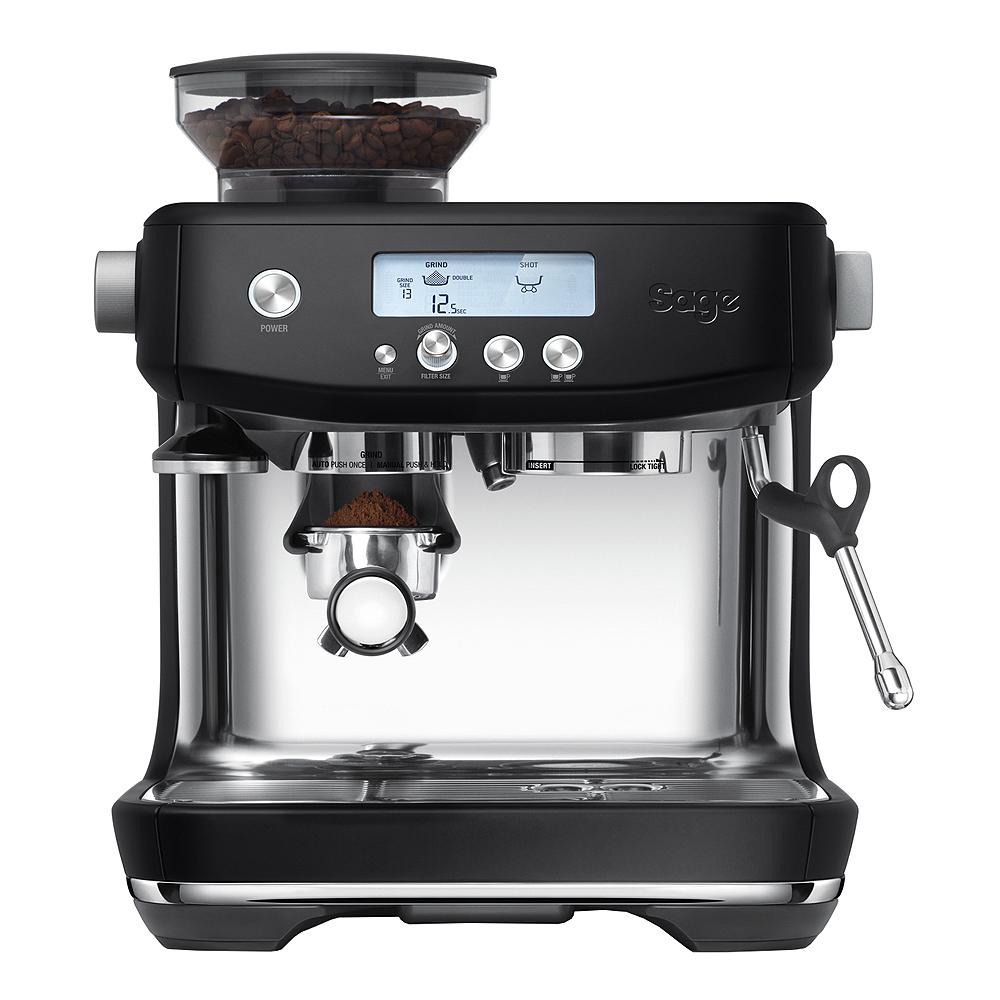 Sage - The Barista Pro Espressomaskin Black Truffle