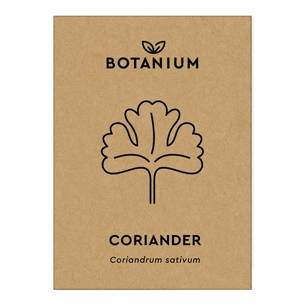 Botanium - Botanium Fröer till Koriander