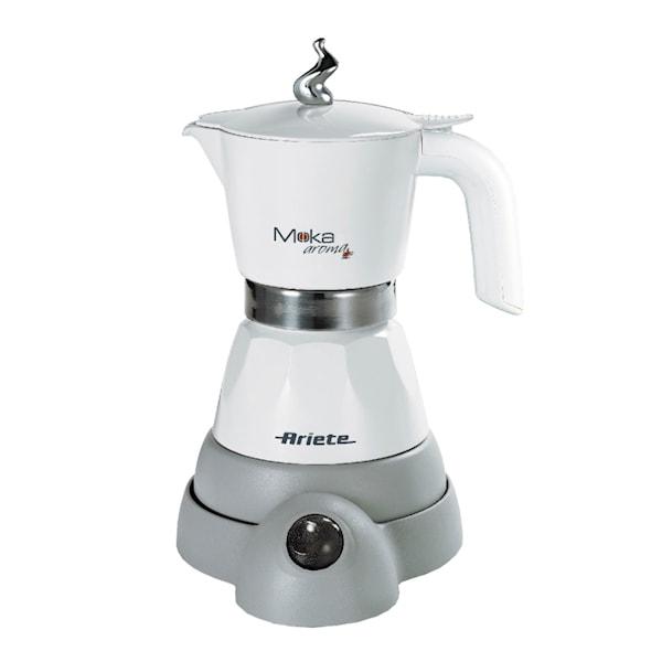 Ariete Ariete Kaffemaskin Moka Regular Hvit