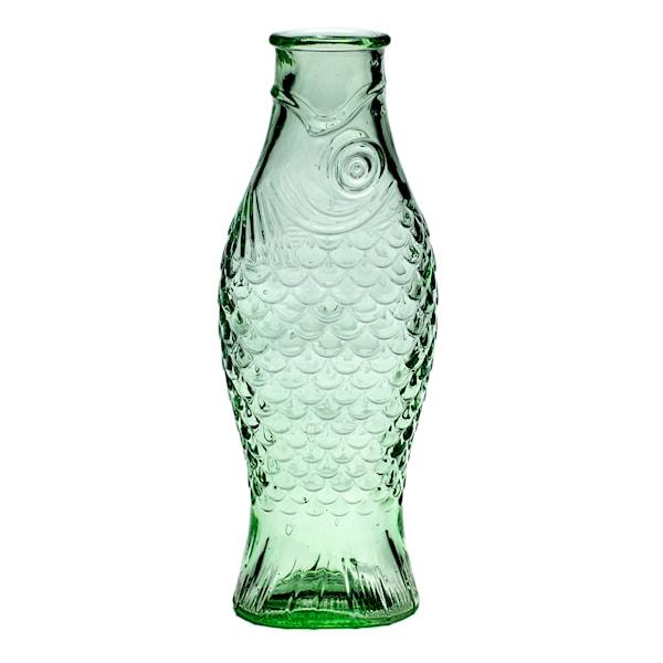 Serax Fish & Fish Flaska 1 L Grön