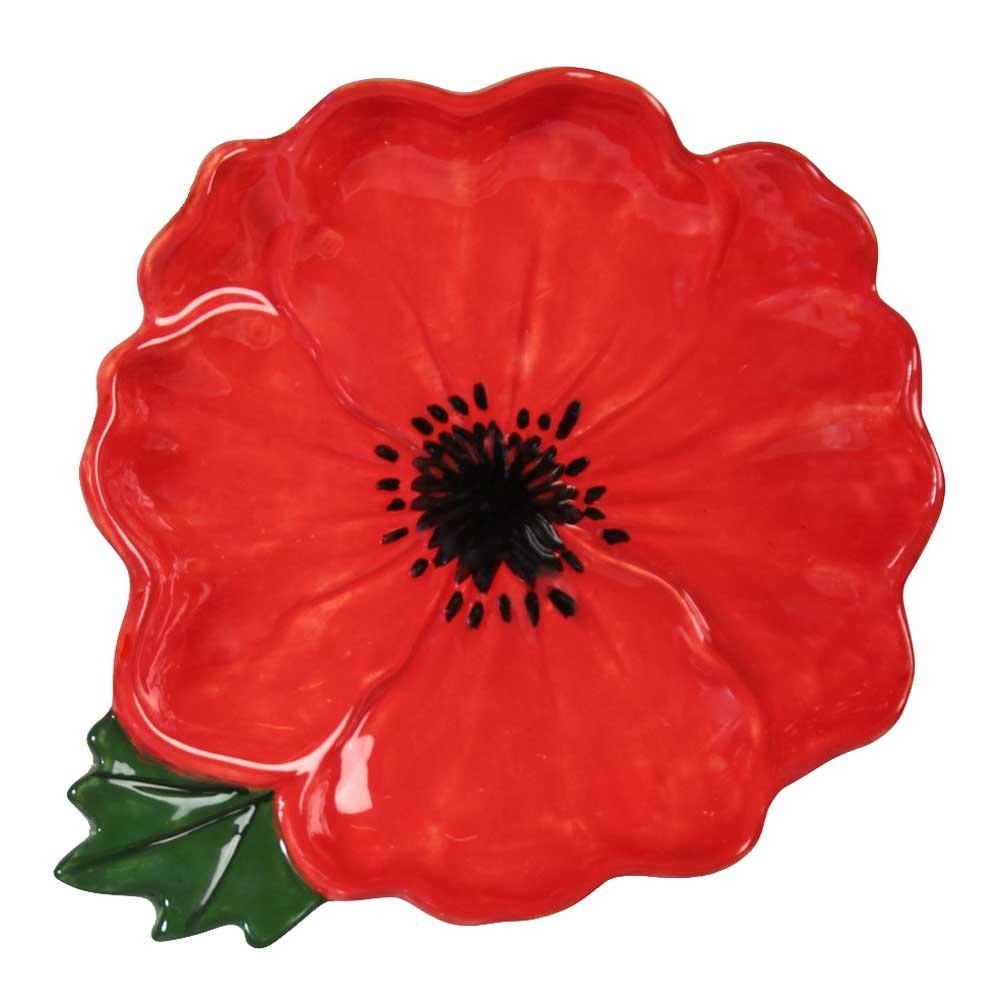 & klevering - Poppy Skål 18 cm