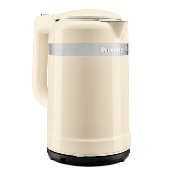 KitchenAid Design Collection Vattenkokare 1,5 L Creme