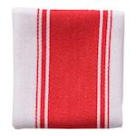 Love Colour Handduk 45x70 cm 2-pack Röd/Vit