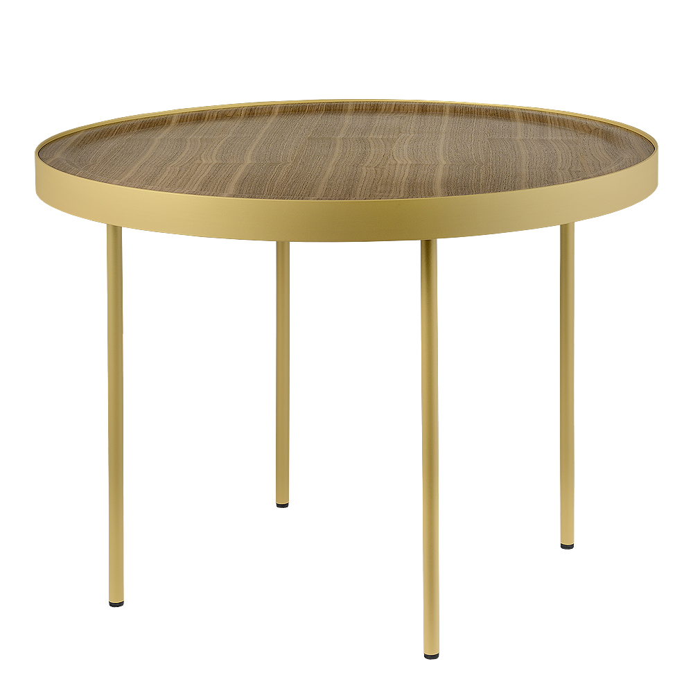 Åry Home - Natantis Stativ till Bricka 65 cm Dusty Gold