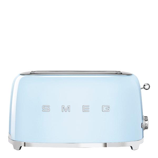 Smeg 50's Style Brödrost 4 skivor Blå