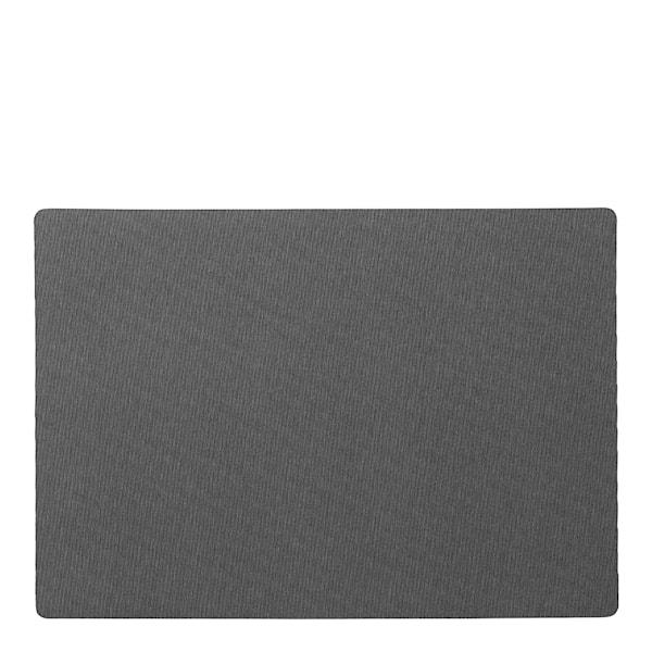 Juna Basic Tablett 43 x 30 cm Mörkgrå
