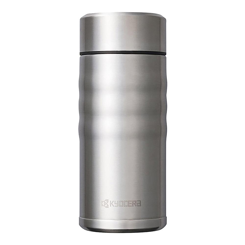 Kyocera - Keramisk Termosmugg med skruvlock 35 cl Rostfri