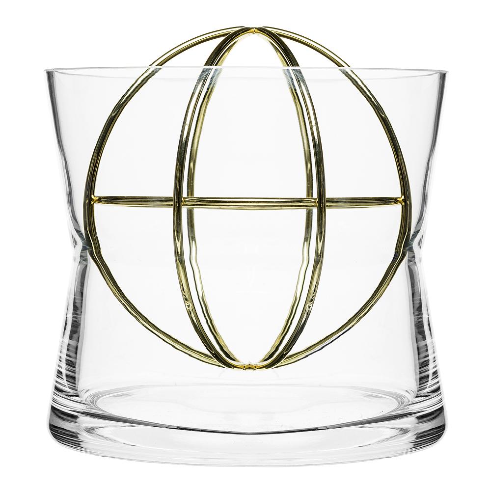 Born in Sweden - Sphere Vas Large Guld