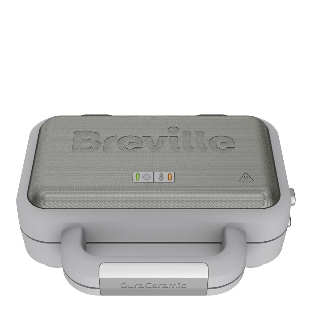 Breville - Duraceramic Smörgåsgrill 2 skivor