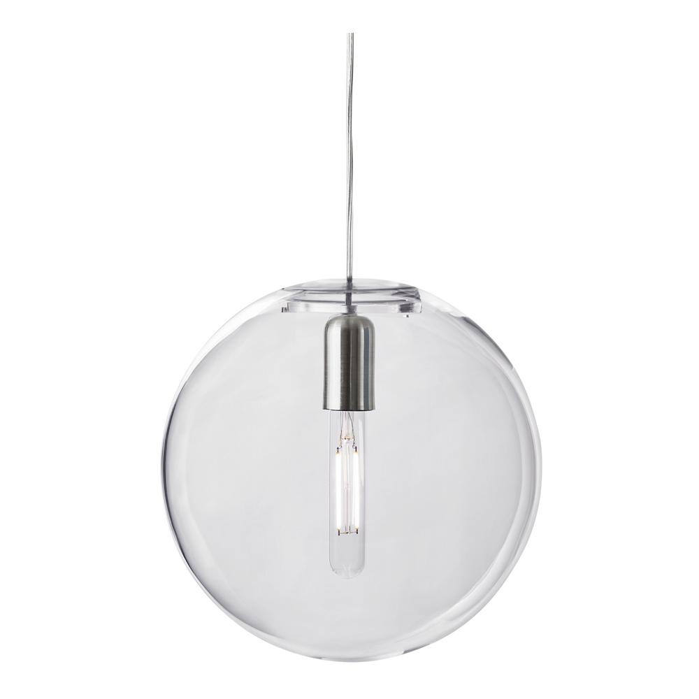 Design House Stockholm - Luna Taklampa Medium 30 cm Klar