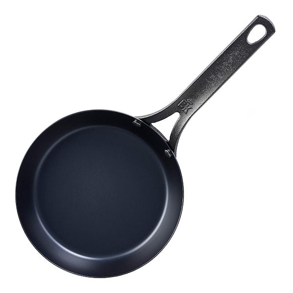 Black Steel Stekpanna 26 cm