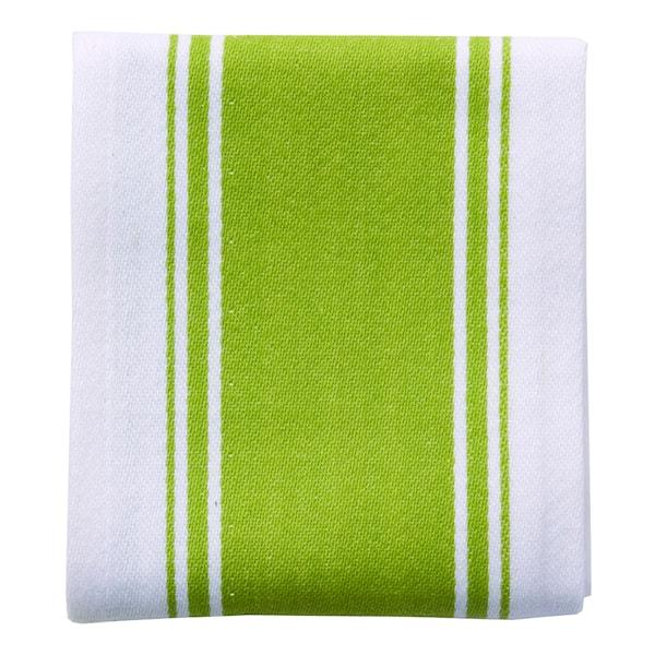 Dexam Love Colour Handduk 45x70 cm Grön/Vit