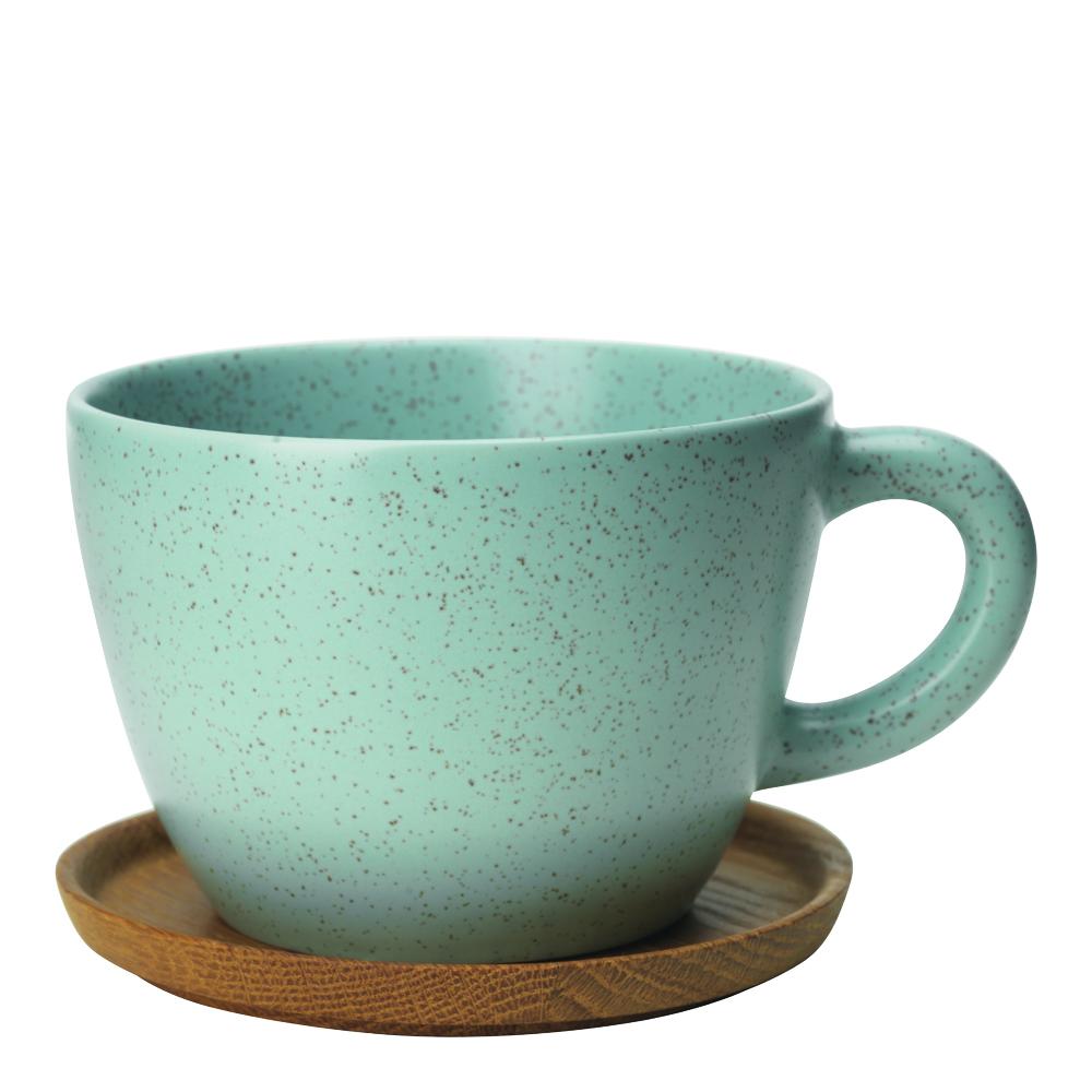 Höganäs Keramik - Mugg/träfat 50 cl Frost