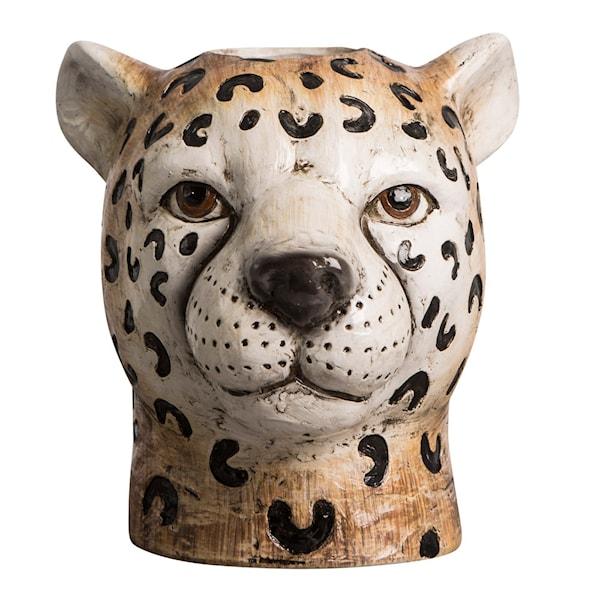 Cheetah Vas Gepard 24x28 cm