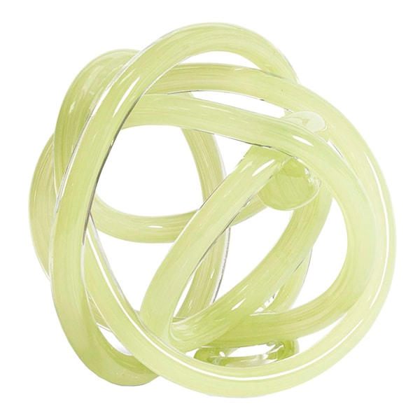 Glasskulptur Knot No 2 L
