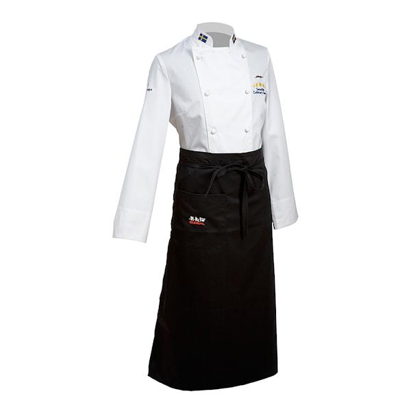 G-90295 Midjeförkläde med ficka