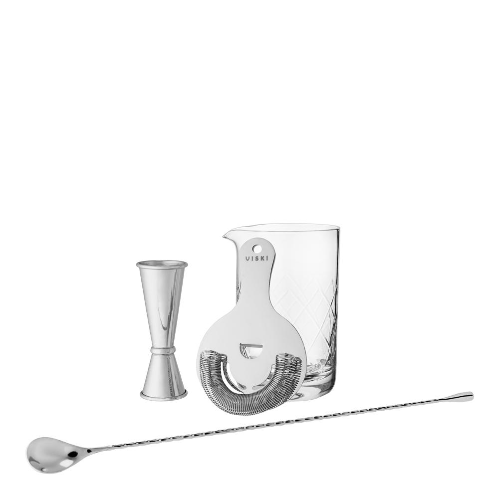 Viski - Professional Barset 4 delar