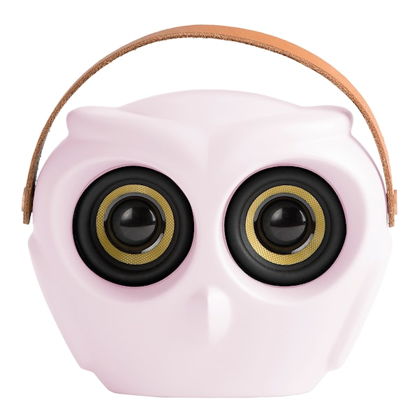 Kreafunk aOwl Högtalare Bluetooth Dusty Pink