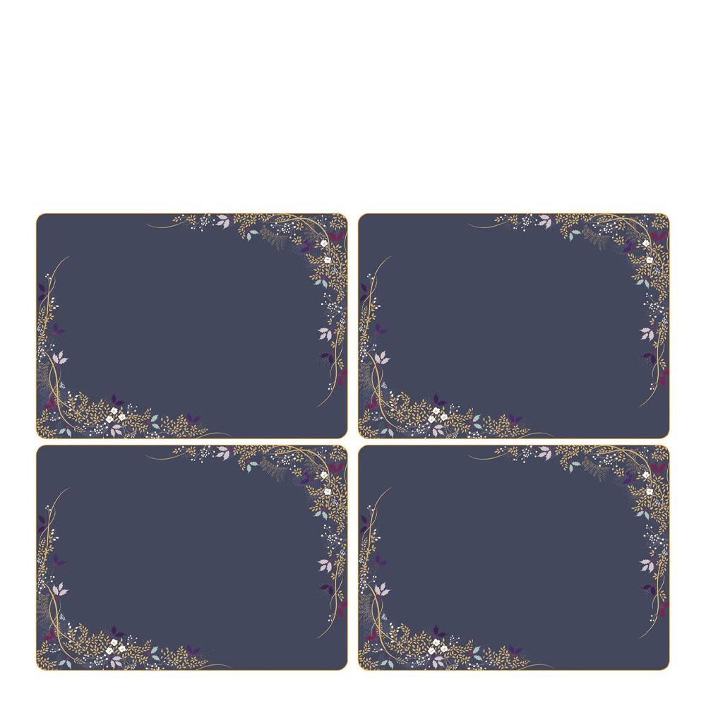 Pimpernel - Garland Tablett 30x40 cm 4-pack