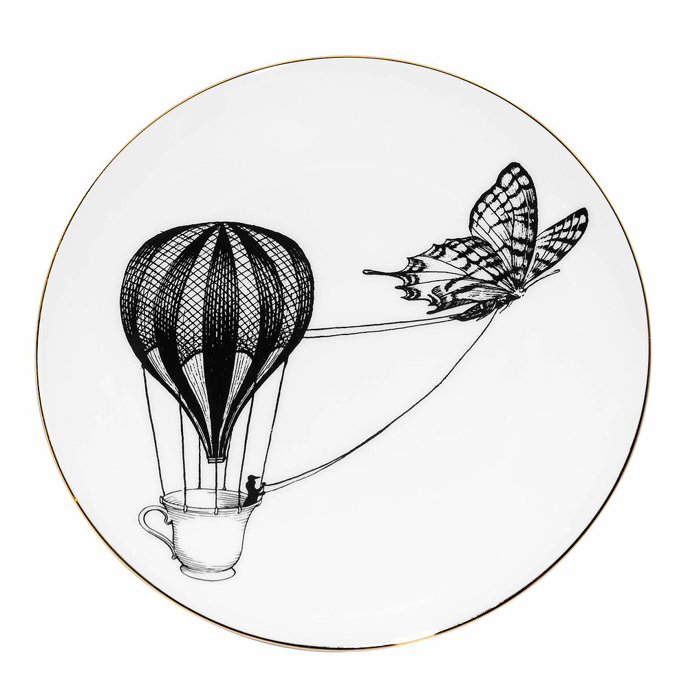 Rory Dobner - Perfect Plate Butterfly Balloon 21 cm