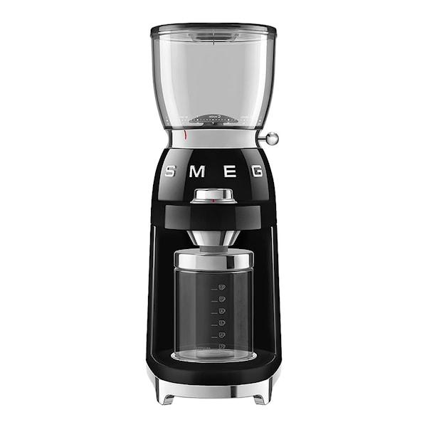 Smeg 50's Style Kaffekvarn Svart