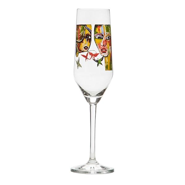 Champagneglas 30 cl In Love