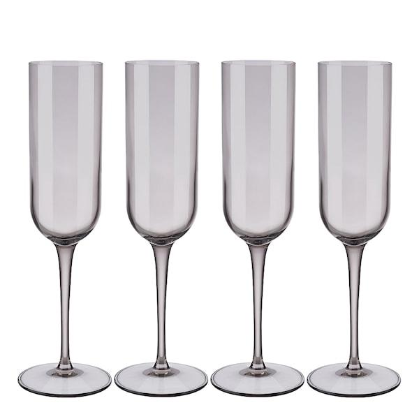 Fuum Champagneglas 4-pack