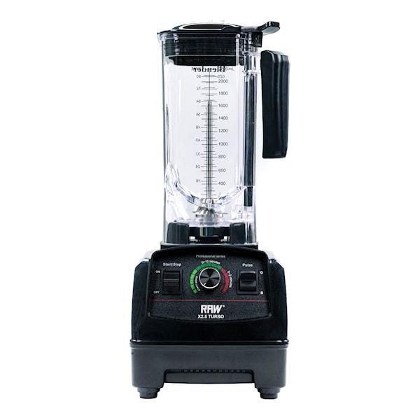 High Speed Blender X 2,5 Turbo 1800 W Svart