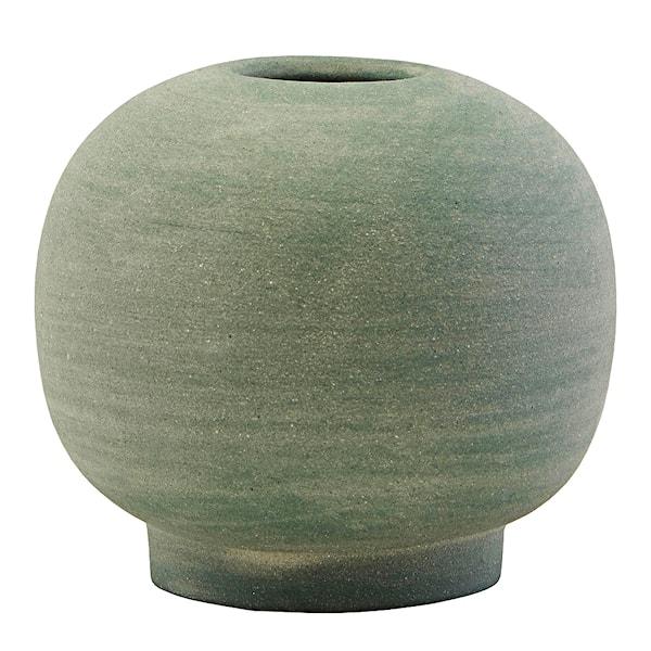 Mini Bobbles Vas Matt Grön 6.5 cm
