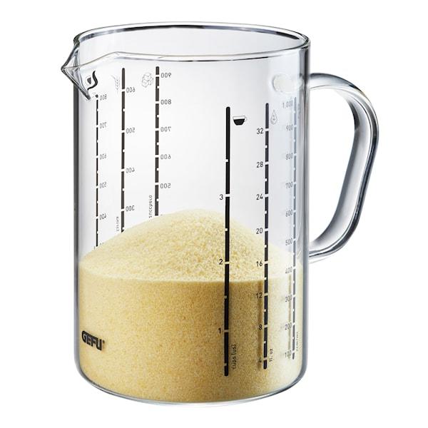 Meti Måttkanna 1000 ml