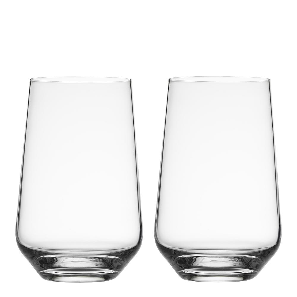 Iittala - Essence Allglas 55 cl 2-pack