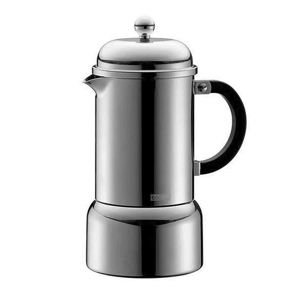 Bodum - Chambord Espressobryggare 6 koppar Rostfri