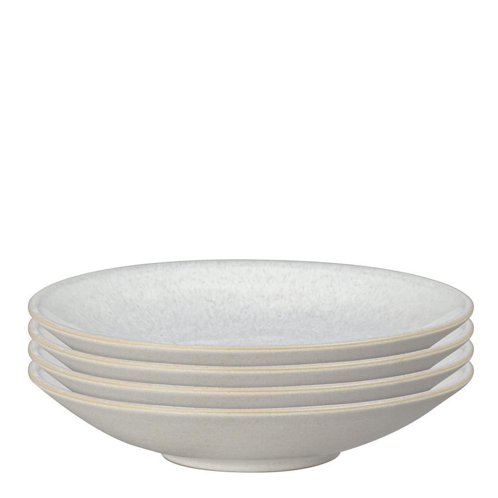 Denby - Modus Pastaskål 23 cm 4-pack  Speckle