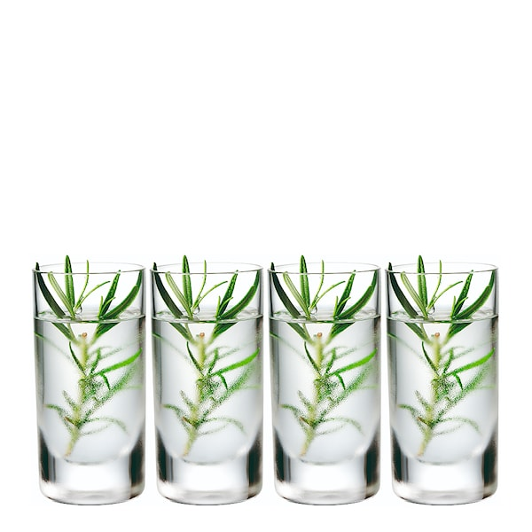 Bar Shotglas 5 cl 4-pack