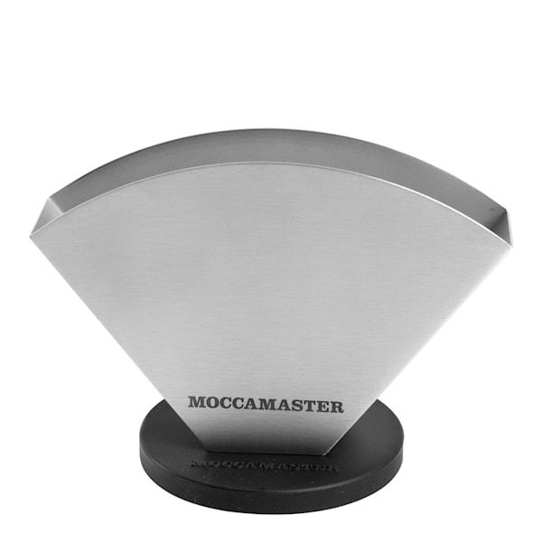 MoccaMaster Filterhållare Rostfri