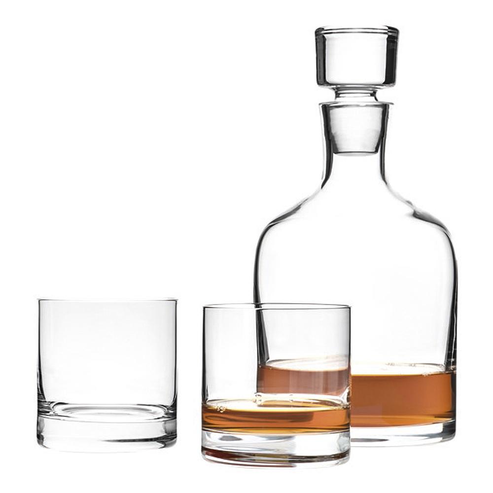 Leonardo - Ambrogio Whiskyset 3 delar