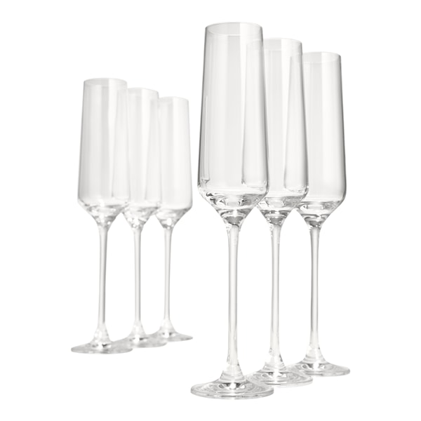Table Top Stories Celebration Champagneglas 19 cl 6-pack