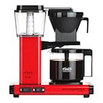 Kaffebryggare Röd