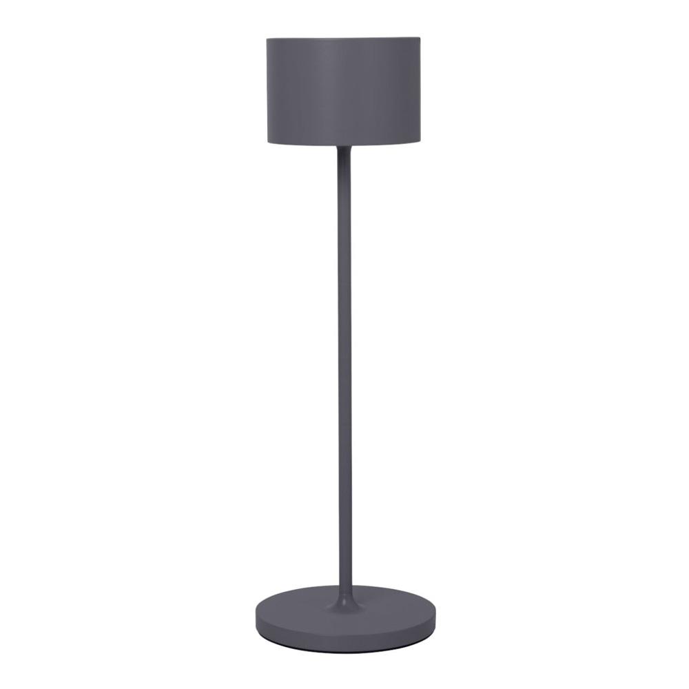 Blomus - Blomus Farol Mobil LED-Lampa Grå