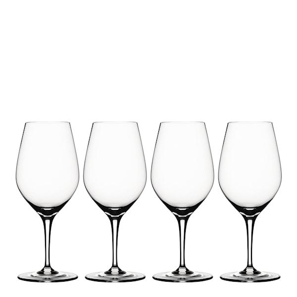Spiegelau Authentis Glass til vinsmaking 32 cl 4-pakning