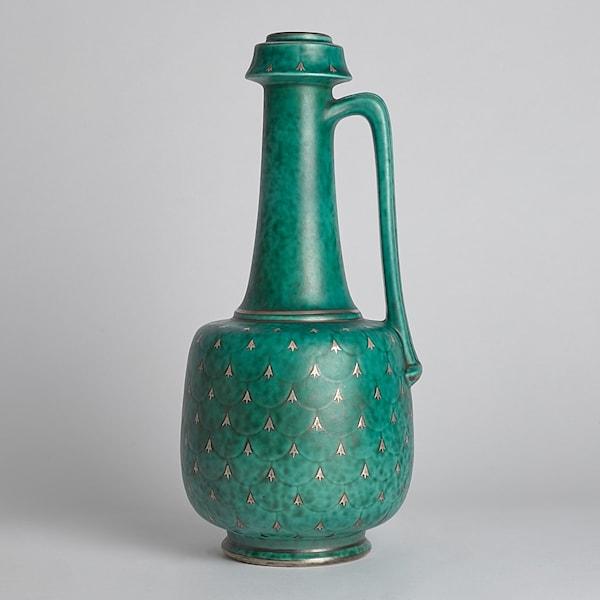 SÅLD Vintage Argenta Vas 30 cm