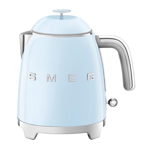Smeg 50's Style Minivannkoker Pastellblå