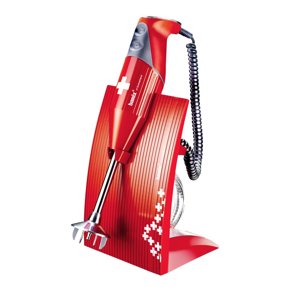 Bamix - Swissline Stavmixer 200 Röd
