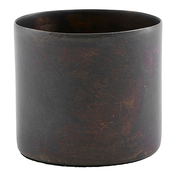 House Doctor Define Ljushållare 5,5 cm Antik brun