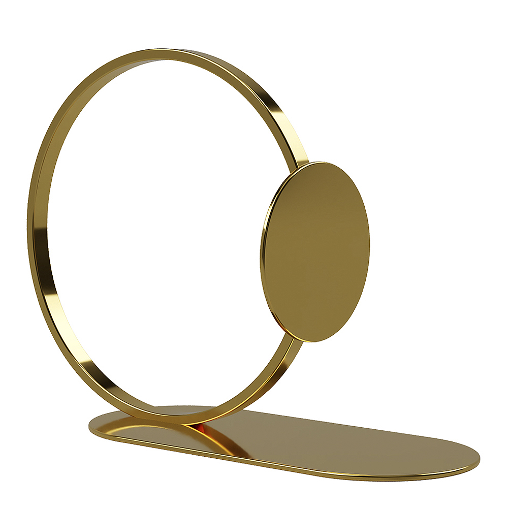 Cooee - Book Ring Bokstöd 10 cm Mässing