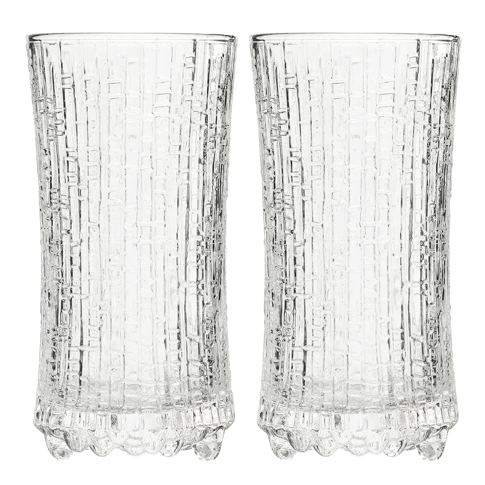 Iittala - Ultima Thule Champagneglas 18 cl 2-pack