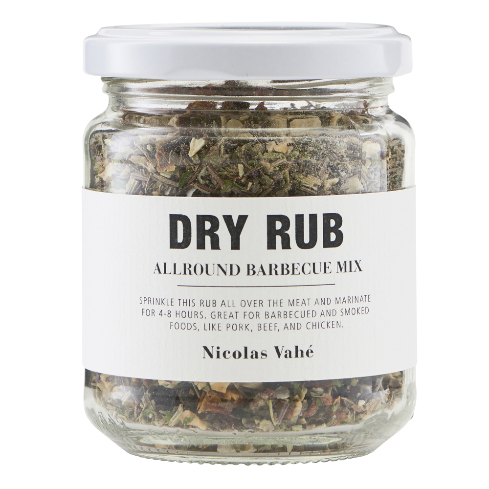 Nicolas Vahé - Dry Rub Allround Barbecue Mix 75 g thumbnail