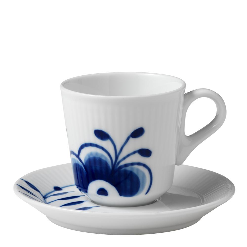 Royal Copenhagen - Blue Fluted Mega Espressogods 9 cl